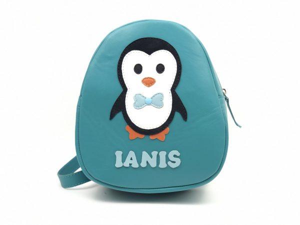 rucsac cu pinguin
