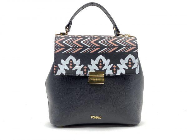 geanta Tanna cu elemente tribale